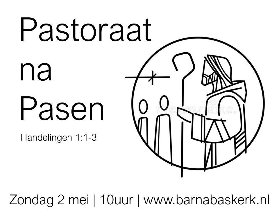 Liturgie ochtenddienst 2 mei - ds. B.A.T. Witzier